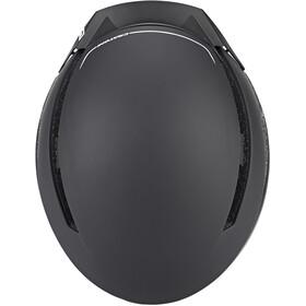 Cratoni C-Loom Fietshelm, black-white rubber